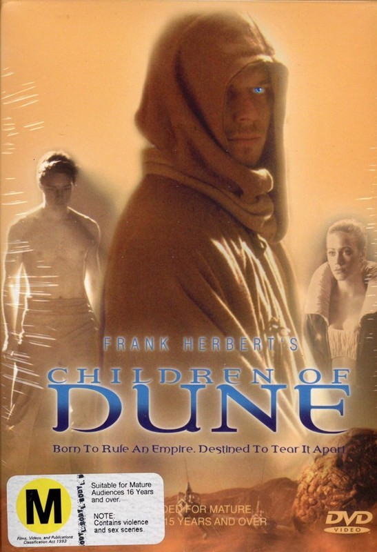 Children Of Dune Collection (3 Disc Box Set) on DVD