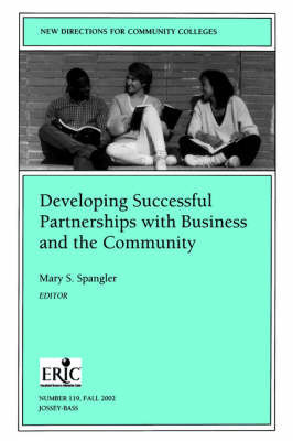 Developing Successful Partnerships with Business and the Community