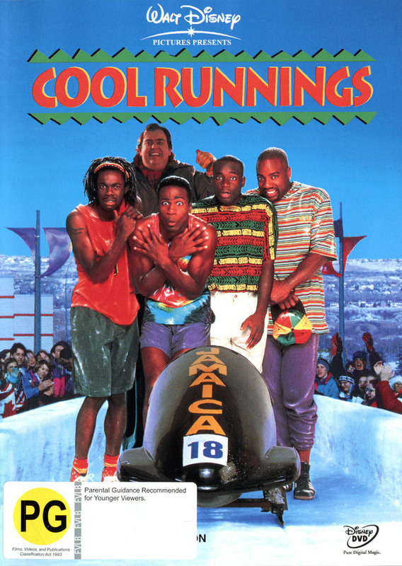 Cool Runnings on DVD