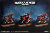 Warhammer 40,000 Chaos Bikers