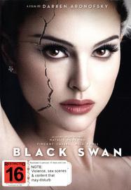 Black Swan on DVD