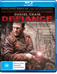 Defiance on Blu-ray image