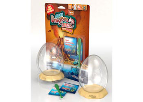 Aqua Dragons - Jurassic EggSpress