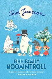 Finn Family Moomintroll by Tove Jansson image