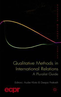 Qualitative Methods in International Relations