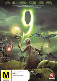 9 on DVD
