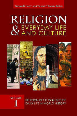 Religion and Everyday Life and Culture [3 volumes] image
