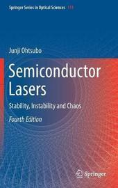Semiconductor Lasers by Junji Ohtsubo