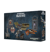 Warhammer 40,000: Sector Imperialis Objectives