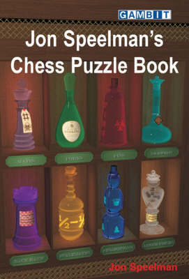 Jon Speelman's Chess Puzzle Book by Jon Speelman image