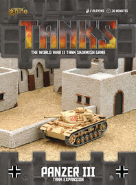TANKS: German Panzer III 5cm Expansion