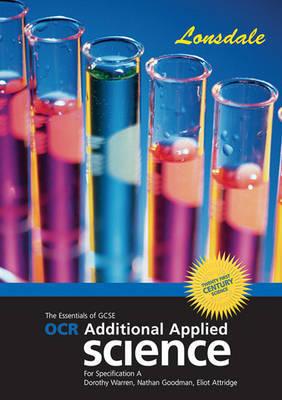 OCR Twenty First Century Additional Applied Science