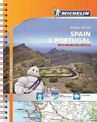 Michelin Spain & Portugal Road Atlas by Michelin