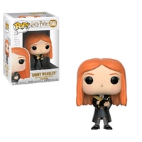 Harry Potter - Ginny Weasley (with Diary) Pop! Vinyl Figure image