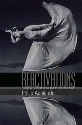 Reactivations by Philip Auslander image