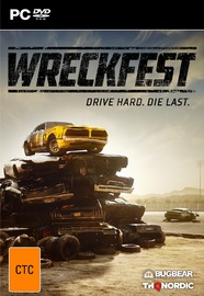 Wreckfest for PC Games