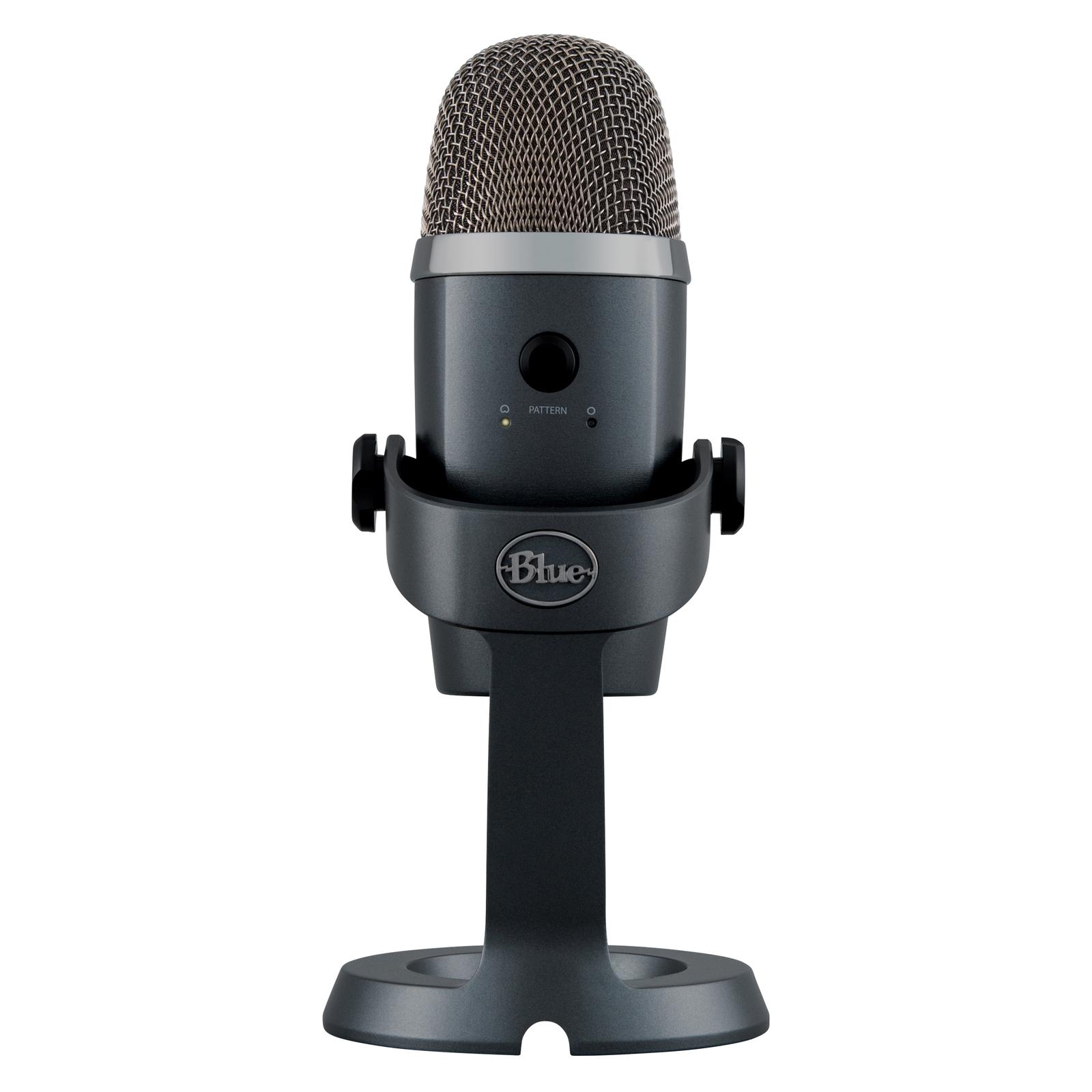 Blue Microphones Yeti Nano Premium USB Microphone - Shadow Grey for  image