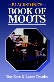 Blackstone's Book of Moots by Tim Kaye