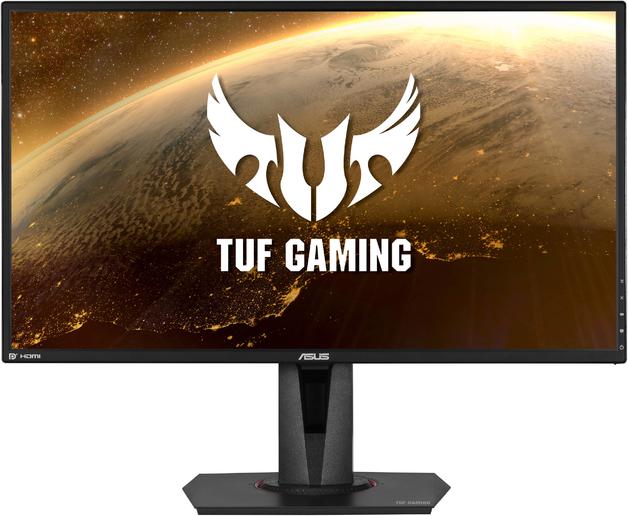 """27"""" ASUS TUF Gaming 1440p 165Hz 1ms IPS Adaptive Sync HDR Monitor"""