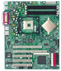 Gigabyte Motherboard Server Intel Socket 478 GA-8IKHXT image