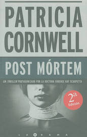 Post Mortem by Patricia D Cornwell image