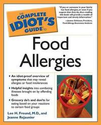 The Complete Idiot's Guide to Food Allergies by Jeanne Rejaunier image