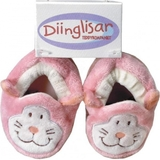 Diinglisar - Small Cat Slippers