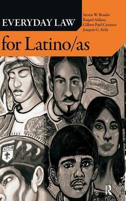 Everyday Law for Latino/as by Steven W Bender image