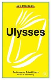 Ulysses by Rainer Emig image
