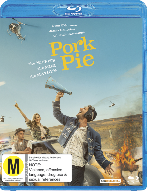 Pork Pie on Blu-ray