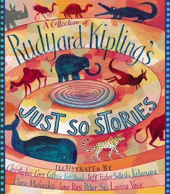 A Collection of Rudyard Kipling's Just So Stories by Rudyard Kipling image