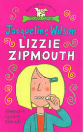 Lizzie Zipmouth by Jacqueline Wilson image