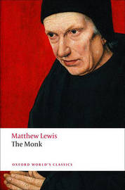 The Monk by Matthew Lewis image