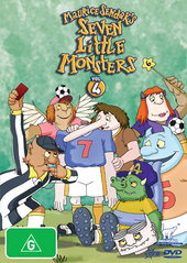 Seven Little Monsters Vol 4 on DVD