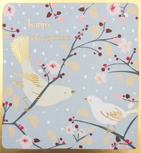 Caroline Gardener: Robins in Snow (5 Pack)