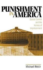 Punishment in America by Michael F. Welch