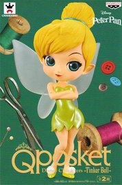 Q Posket Harry Disney Characters: Tinker Bell – PVC Figure