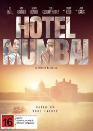 Hotel Mumbai on DVD