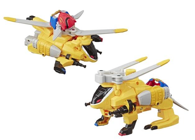 Power Rangers: Beast Morphers - Beast Chopper Converting Zord