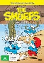 Smurfs, The - Vol. 8 on DVD