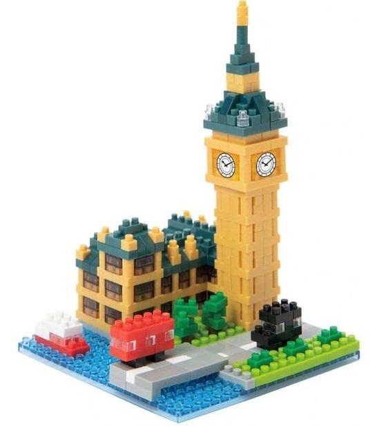 nanoblock: Sites To See - Big Ben