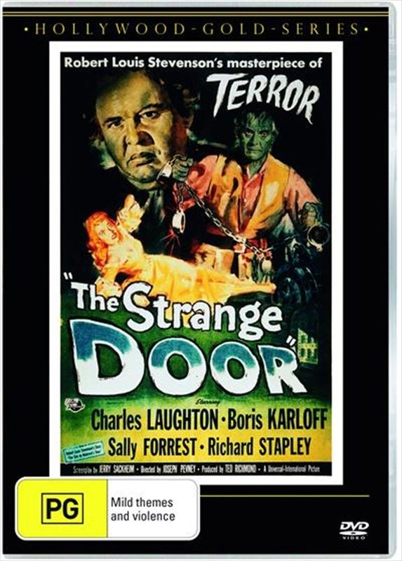 The Strange Door on DVD