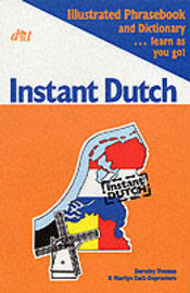 Instant Dutch by Marilyn Zack image