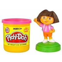 Play-doh Dora the Explorer Stamper image