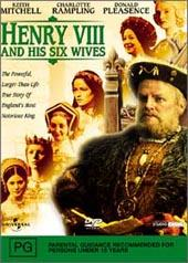 Henry Viii And His Six Wives on DVD