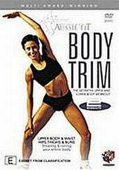 Aussie Fit - Body Trim on DVD