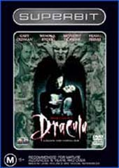 Superbit - Bram Stoker's Dracula on DVD