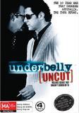 Underbelly - Season 1 Uncut (4 Disc Set) DVD