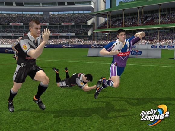 Rugby League 2 for PlayStation 2 image