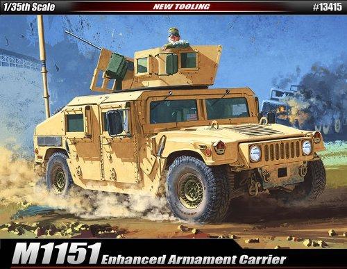 Academy M1151 Enhanced Arm Carrier 1/35 Model Kit
